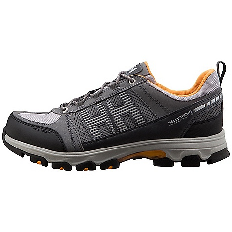 Camp and Hike Free Shipping. Helly Hansen Men's Trackfinder 2 HTXP Shoe The SPECS Upper: Synthetic, Mesh, Outsole: Rubber This product can only be shipped within the United States. Please don't hate us. - $99.95