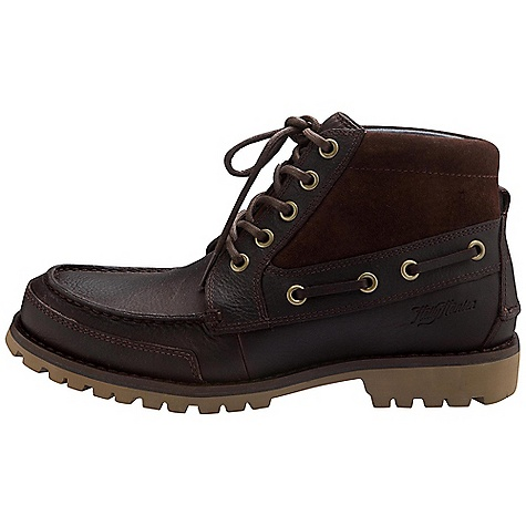 Camp and Hike Free Shipping. Helly Hansen Men's Brigg Deck 3-4 Boot The SPECS Upper: Leather, Outsole: Rubber This product can only be shipped within the United States. Please don't hate us. - $139.95