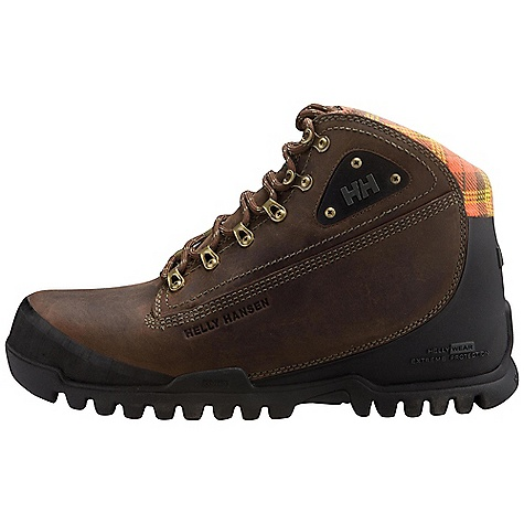Camp and Hike Free Shipping. Helly Hansen Men's Knaster 3 Boot FEATURES of the Helly Hansen Men's Knaster 3 Boot Upper: Premium Quality Full-Grain Waterproof Leather Helly Grip Outsole Outsole: Protective Rubber Randing Midsole: Remium Eva Midsole Wool Lining - $150.00