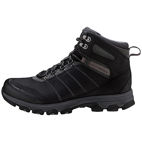 Camp and Hike Free Shipping. Helly Hansen Men's Rapide Leather Mid HTXP Boot The SPECS Upper: Leather, Outsole: Rubber This product can only be shipped within the United States. Please don't hate us. - $129.95