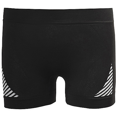 Helly Hansen Women's HH Dry Revolution Boxer DECENT FEATURES of the Helly Hansen Women's HH Dry Revolution Boxer HH Dry Seamless technology Lifa Stay Dry Technology Dry next to skin Super stretch Lightweight Non itch Allergy neutral The SPECS Fitting: Fitted Weight: 320 gram 97% Polypropylene, 3% elastane This product can only be shipped within the United States. Please don't hate us. - $29.95
