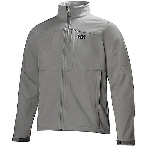 Free Shipping. Helly Hansen Men's Paramount Softshell Jacket DECENT FEATURES of the Helly Hansen Men's Paramount Softshell Jacket Water-resistant, windproof and breathable Comfortable soft-shell fabric Full front zip Zipped pockets Zipped Napoleon pocket Adjustable cuffs Regular fit YKK zippers The SPECS 100% Polyester This product can only be shipped within the United States. Please don't hate us. - $139.95