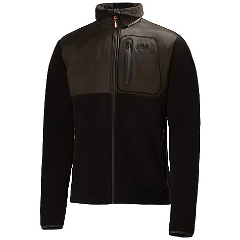 Free Shipping. Helly Hansen Men's Zinal Fleece Jacket DECENT FEATURES of the Helly Hansen Men's Zinal Fleece Jacket 200g Polartec Protective polyester shell fabric Waist draw string The SPECS Fabric: 100% Polyester Weight: 490 g This product can only be shipped within the United States. Please don't hate us. - $139.95