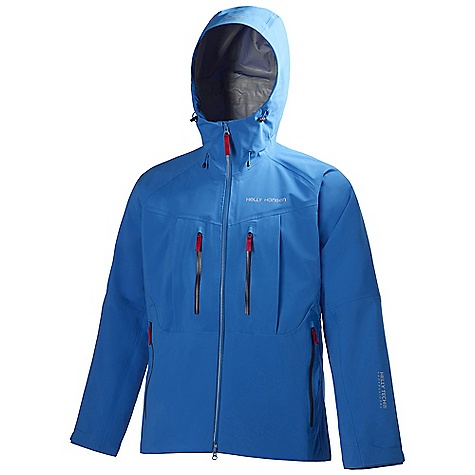 Free Shipping. Helly Hansen Men's Verglas Jacket DECENT FEATURES of the Helly Hansen Men's Verglas Jacket Helly Tech Professional 3Ply laminate construction Full stretch construction Water resistant YKK Aquaguard center front zip Hood designed for helmet use One hand hood adjustments Welded YKK Aquaguard zip chest pockets YKK Coil zipped hand pockets Extra long YKK Aquaguard pit zips Zip-out softshell snowskirt Adjustable cuffs Bottom hem elastic Adjustment Harnesss and pack compatible design DWR Treatment Versatile hardwearing shell jacket The SPECS Fitting: Regular 100% Polyamide This product can only be shipped within the United States. Please don't hate us. - $424.95