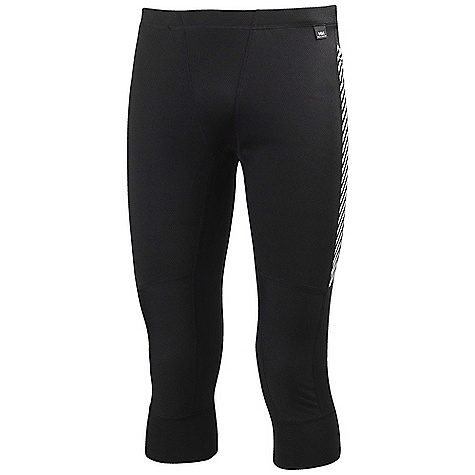 Helly Hansen Men's HH Dry 3-4 Pant DECENT FEATURES of the Helly Hansen Men's HH Dry 3/4 Pant HH Dry Flat lock stitching Light insulation, breathability and moisture management The SPECS Fitting: Regular Weight: 240 gram 100% Polypropylene This product can only be shipped within the United States. Please don't hate us. - $44.95