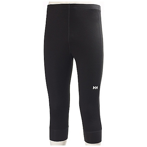 Features of the Helly Hansen Men's HH Warm 3/4 Boot Top Pant HHWarm Flatlock stitching Alergy neutral Non itch Pure merino wool LIFA Stay Dry Technology - $44.99