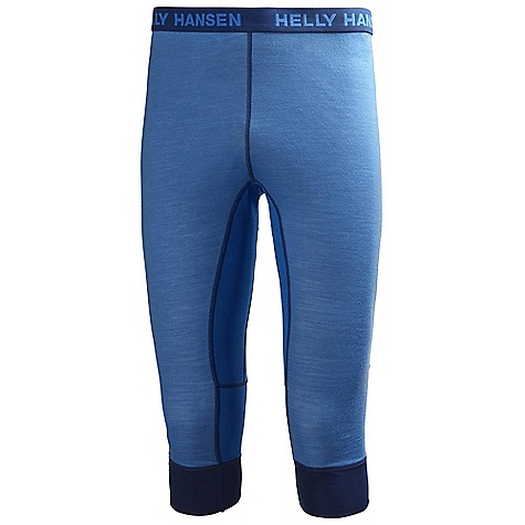 On Sale. Free Shipping. Helly Hansen Men's HH Warm Odin Hybrid 3-4 Pant DECENT FEATURES of the Helly Hansen Men's HH Warm Odin Hybrid 3/4 Pant Lifa Stay Dry Technology Merino Wool 3/4 construction Warm, dry, non itch and alergy neutral The SPECS Fitting: Regular 57% Merino Wool, 43% Polypropylene This product can only be shipped within the United States. Please don't hate us. - $50.99