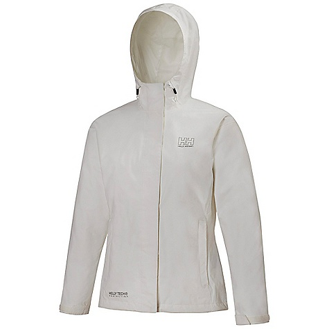 Free Shipping. Helly Hansen Women's Seven J Jacket DECENT FEATURES of the Helly Hansen Women's Seven J Jacket Helly Tech Protection 2ply construction Quick-dry mesh liner Front storm flap YKK front zipper Full time hood One hand hood adjustments YKK zipped hand pockets Adjustable cuffs Bottom hem Cinch cord Anti-chafe chin guard DWR Treatment Clean waterproof breathable outdoor rain jacket The SPECS Fitting: Regular Weight: 930 gram 100% Polyester This product can only be shipped within the United States. Please don't hate us. - $99.95