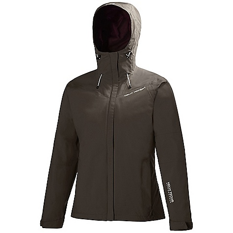 Free Shipping. Helly Hansen Women's Vancouver Packable Jacket DECENT FEATURES of the Helly Hansen Women's Vancouver Packable Jacket Helly Tech Performance 2Ply construction Front storm flap Attached hood Zipped pockets Adjustable bottom hem Packable solution Adjustable cuffs Eco DWR Treatment The SPECS Weight: 540 g Fabric Value: 17000 mm / 19000 g Fabric: 100% Polyamide This product can only be shipped within the United States. Please don't hate us. - $119.95