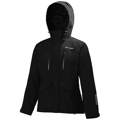 Free Shipping. Helly Hansen Women's Zera Jacket DECENT FEATURES of the Helly Hansen Women's Zera Jacket Helly Tech performance 2Ply construction Quick-dry mesh liner Front storm flap YKK Vislon front zipper Full size pit zips Attached hood One hand hood adjustments Laminated hood brim Welded YKK Aqua guard zip chest pocket YKK Zipped hand pockets Inside pocket Attached snowskirt Adjustable cuffs Harnesss and pack compatible design DWR Treatment A functional 2 ply shell jacket The SPECS Fitting: Regular 100% Polyamide This product can only be shipped within the United States. Please don't hate us. - $219.95