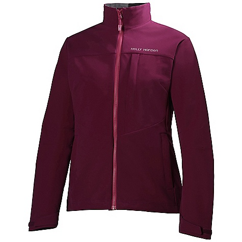 Free Shipping. Helly Hansen Women's Odin Rapide Softshell Jacket DECENT FEATURES of the Helly Hansen Women's Odin Rapide Softshell Jacket Breathable softshell construction YKK Vislon center front zip YKK zipped hand pockets YKK zipped chest pocket Brushed Tricot collar Velcro cuff adjustment Bottom hem adjustment Air permeability 4,05 CFM DWR treatment The SPECS Fitting: Fitted Weight: 430 g Fabric: 47% Recycled Polyester, 45% Polyester, 8% This product can only be shipped within the United States. Please don't hate us. - $159.95