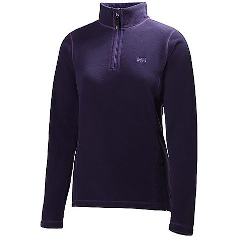 Free Shipping. Helly Hansen Women's Daybreaker 1/2 Zip Fleece Top FEATURES of the Helly Hansen Women's Daybreaker 1/2 Zip Fleece Top Polartec 100g YKK coil 1/2 zip front opening Flatlock seams for low bulk HH logo embroidery at the chest - $55.00