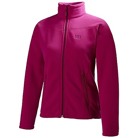 Free Shipping. Helly Hansen Women's Zera Fleece Jacket DECENT FEATURES of the Helly Hansen Women's Zera Fleece Jacket Polartec 100g Full zip construction Side pockets The SPECS Fitting: Regular 100% Polyester This product can only be shipped within the United States. Please don't hate us. - $89.95