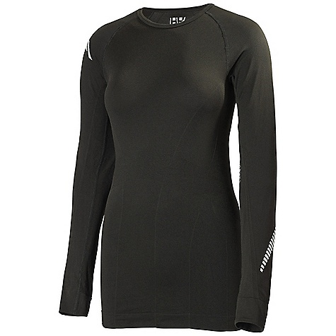 Free Shipping. Helly Hansen Women's HH Dry Revolution LS Top DECENT FEATURES of the Helly Hansen Women's HH Dry Revolution Long Sleeve Top Lifa fiber technology Seamless technology Dry, warm and comfortable The SPECS Fitting: Fitted Weight: 530 gram 97% Polypropylene, 3% Elastane This product can only be shipped within the United States. Please don't hate us. - $59.95