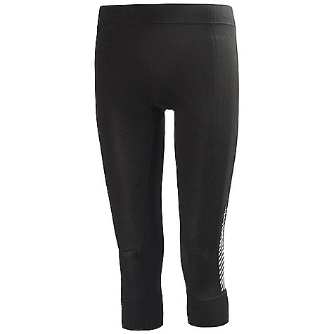 Free Shipping. Helly Hansen Women's HH Dry Revolution 3-4 Pant DECENT FEATURES of the Helly Hansen Women's HH Dry Revolution 3/4 Pant Lifa Fiber Technology Seamless technology The SPECS Fabric Weight: 125g/m2 Fabric: 97% Polypropylene 3% Elastane This product can only be shipped within the United States. Please don't hate us. - $54.95