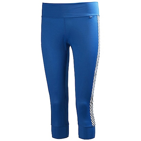 On Sale. Helly Hansen Women's HH Dry 3-4 Pant DECENT FEATURES of the Helly Hansen Women's HH Dry 3/4 Pant Lifa Stay dry technology Flat lock stitching Low bulk cuffs Light insulation, breathability and moisture management The SPECS Fitting: Regular Weight: 240 gram 100% Polypropylene This product can only be shipped within the United States. Please don't hate us. - $24.99