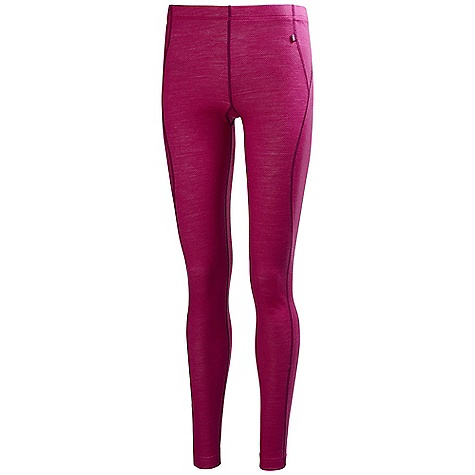 Free Shipping. Helly Hansen Women's HH Warm Pant DECENT FEATURES of the Helly Hansen Women's HH Warm Pant Lifa Stay Dry Technology Merino wool 2-in-1 first and second layer Dry next to skin, warm, non itch and allergy neutral The SPECS Fitting: Regular Weight: 160 gram 57% Merino Wool, 43% Polypropylene This product can only be shipped within the United States. Please don't hate us. - $79.95