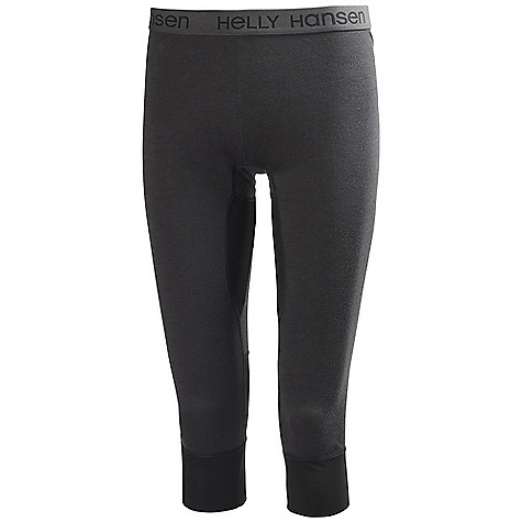 Free Shipping. Helly Hansen Women's HH Warm Odin Hybrid 3-4 Pant DECENT FEATURES of the Helly Hansen Women's HH Warm Odin Hybrid 3/4 Pant Lifa Stay Dry Technology Merino Wool 3/4 Construction Warm, dry, non itch and allergy neutral The SPECS Fitting: Regular Weight: 390 gram 57% Merino Wool, 43% Polypropylene This product can only be shipped within the United States. Please don't hate us. - $79.95