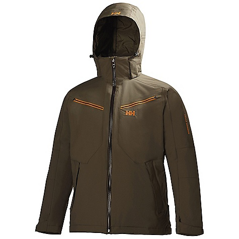 Ski On Sale. Free Shipping. Helly Hansen Men's Hayden Jacket DECENT FEATURES of the Helly Hansen Men's Hayden Jacket Helly Tech Performance Waterproof and breathable fabric Fully seam sealed 2-layer construction WarmCore by PrimaLoft 100g fully insulated Recco reflector Mechanical venting zippers Articulated elbows Snap away powder skirt Detachable, adjustable hood Multiple exterior pockets Internal pockets Ski-pass pocket YKK zippers The SPECS Weight: 1000 g Fabrics: 100% Polyamide Fabric Value: 18000 mm / 19000 g This product can only be shipped within the United States. Please don't hate us. - $180.99