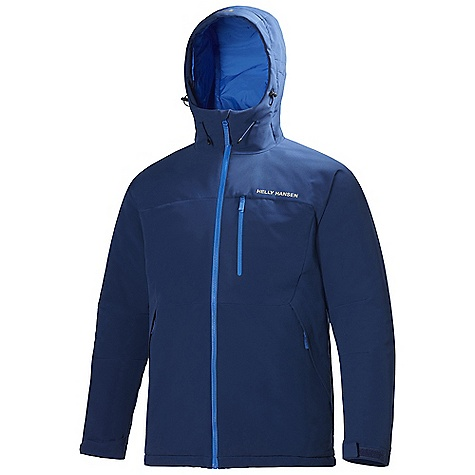 Free Shipping. Helly Hansen Men's Odin Insulated Softshell Jacket DECENT FEATURES of the Helly Hansen Men's Odin Insulated Softshell Jacket Double weave softshell construction Warm Core by Prim aloft 100gr insulation Liner fleece stretch zones YKK Vislon center front zip YKK zipped hand pockets YKK zipped chest pocket Brushed tricot collar Velcro cuff adjustment Bottom hem adjustment Air Permeability XX CFM DWR treatment Warm and breathable jacket for outdoor adventures and everyday use The SPECS Fitting: Regular Weight: 1050 gram 90% Polyester, 10% Elastane This product can only be shipped within the United States. Please don't hate us. - $249.95