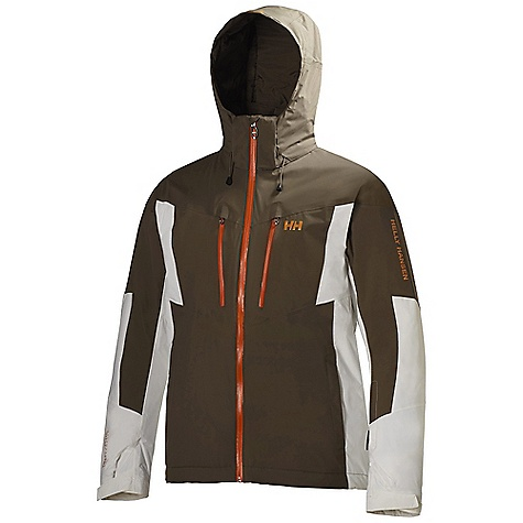 Ski On Sale. Free Shipping. Helly Hansen Men's Velocity Jacket DECENT FEATURES of the Helly Hansen Men's Velocity Jacket Helly Tech Performance Waterproof and breathable fabric Fully seam sealed 2-layer construction WarmCore by PrimaLoft 100g fully insulated Recco reflector Mechanical venting zippers Articulated elbows Snap away powder skirt Detachable, adjustable hood Multiple exterior pockets Internal pockets Ski-pass pocket YKK zippers The SPECS Weight: 1120 g Fabrics: 100% Polyamide Fabric Value: 18000 mm / 19000 g This product can only be shipped within the United States. Please don't hate us. - $166.99