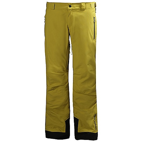 On Sale. Free Shipping. Helly Hansen Men's Legend Pant DECENT FEATURES of the Helly Hansen Men's Legend Pant Helly Tech Performance Waterproof and breathable fabric Fully seam sealed 2-layer construction WarmCore by PrimaLoft PrimaLoft Infinity 60g seat- and knee insulated Recco reflector Mechanical venting zippers Articulated knees Boot gaiters Reinforced bottom hem Multiple exterior pockets Waistband adjustment Belt loops YKK zippers The SPECS Weight: 700 g Fabrics: 100% Polyamide Fabric Value: 13000 mm / 23000 g This product can only be shipped within the United States. Please don't hate us. - $112.99
