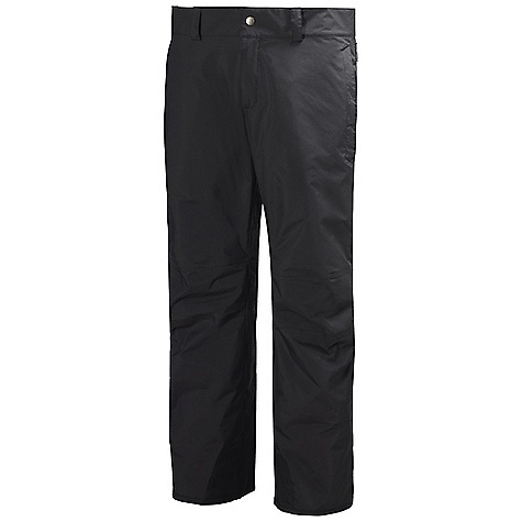 Free Shipping. Helly Hansen Men's Trans Pant DECENT FEATURES of the Helly Hansen Men's Trans Pant Helly Tech Protection Waterproof and breathable fabric Fully seam sealed Seat and knee insulated 2-layer construction Warm Core by Prim aloft 60 gram Recco Advanced Rescue system Mechanical venting zippers Articulated knees Boot gaiters Reinforced bottom hem Multiple exterior pockets Belt loops YKK zippers The SPECS Fitting: Regular Weight: 600 gram 100% Polyamide This product can only be shipped within the United States. Please don't hate us. - $124.95
