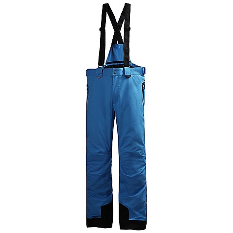 On Sale. Free Shipping. Helly Hansen Men's Treeline Pant DECENT FEATURES of the Helly Hansen Men's Treeline Pant Helly Tech Professional Waterproof and breathable fabric Fully seam sealed 2 way dynamic stretch fabric Fully insulated 2-layer construction Prim aloft Infinity 80 gram Recco Advanced Rescue system Outside venting zippers Articulated legs and knees for superior fit Boot gaiters Reinforced bottom hem Dual hand pockets and back pocket Waistband adjustment Belt loops and detachable suspenders YKK zippers The SPECS Fitting: Fitted Weight: 750 gram 100% Polyester This product can only be shipped within the United States. Please don't hate us. - $173.99