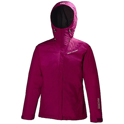On Sale. Free Shipping. Helly Hansen Women's Granville Insulated Jacket DECENT FEATURES of the Helly Hansen Women's Granville Insulated Jacket Helly Tech Performance 2Ply construction Warmcore by Primaloft Front storm flap Attached hood Zipped pockets Adjustable bottom hem Packable solution Adjustable cuffs Eco DWR Treatment The SPECS Weight: 700 g Fabric Value: 17000 mm / 19000 g Fabric: 100% Polyester This product can only be shipped within the United States. Please don't hate us. - $141.99