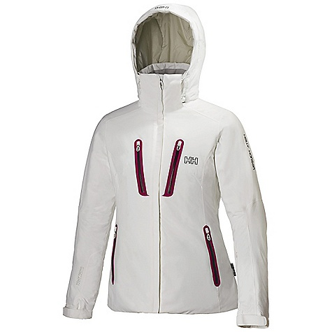 Ski On Sale. Free Shipping. Helly Hansen Women's Motion Jacket DECENT FEATURES of the Helly Hansen Women's Motion Jacket Helly Tech performance Waterproof and breathable fabric Fully seam sealed Soft mechanical stretch fabric Insulated 2-layer construction Warm Core by Prim aloft 100g Recco Advanced Rescue system Mechanical venting zippers Articulated arms for extra mobility Snap away powder skirt Detachable, adjustable hood Dual hand warming pockets and chest pocket Internal pockets for goggles and electronics Ski-pass pocket YKK water resistant zippers The SPECS Fitting: Fitted Weight: 1002 gram 100% Polyester This product can only be shipped within the United States. Please don't hate us. - $208.99