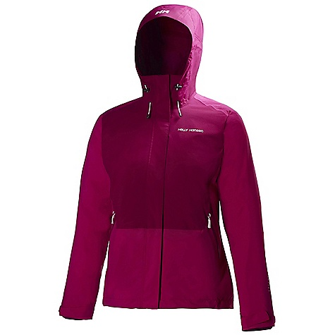 On Sale. Free Shipping. Helly Hansen Women's Victoria CIS Jacket DECENT FEATURES of the Helly Hansen Women's Victoria CIS Jacket Helly Tech Performance 2ply construction Quick-dry mesh liner Polartec 100 fleece zip in inner Jacket Component insulation system, Let you pick and choose zip in Jackets from the rest of our line Water resistant YKK Aquaguard center front zip Full time Hood One hand hood adjustments Pit-zip ventilation YKK Zipped Hand pockets Adjustable cuffs Bottom hem Cinch cord Anti-chafe chin guard DWR Treatment Insulated outdoor rain jacket The SPECS Fitting: Regular Weight: 800 gram 100% Polyamide This product can only be shipped within the United States. Please don't hate us. - $186.99