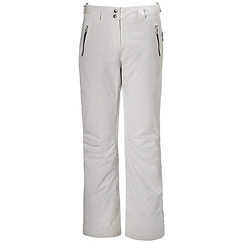 On Sale. Free Shipping. Helly Hansen Women's Legend Pant DECENT FEATURES of the Helly Hansen Women's Legend Pant Helly Tech Performance Waterproof and breathable fabric Fully seam sealed 2-layer construction WarmCore by PrimaLoft 60g fully insulated RECCO reflector Mechanical venting zippers Articulated knees Boot gaiters Reinforced bottom hem Multiple exterior pockets Waistband adjustment Belt loops YKK zippers The SPECS Weight: 800 g Fabric Value: 13000 mm / 23000 g Fabric: 100% Polyamide This product can only be shipped within the United States. Please don't hate us. - $112.99
