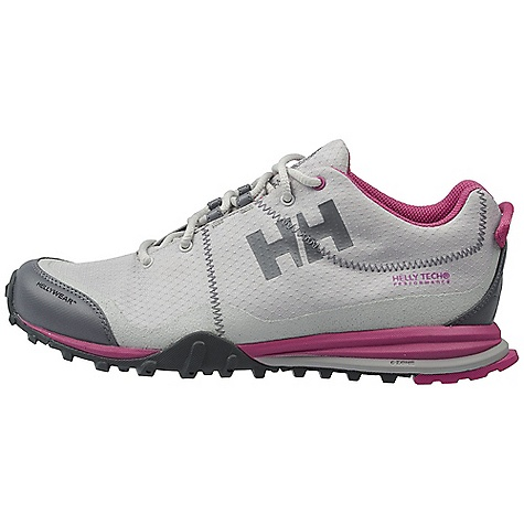 Camp and Hike Free Shipping. Helly Hansen Women's Rabbora Trail Low HTXP Shoe The SPECS Upper: Mesh, Synthetic, Outsole: Rubber This product can only be shipped within the United States. Please don't hate us. - $99.95