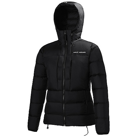 Free Shipping. Helly Hansen Women's Svalbard Down Jacket DECENT FEATURES of the Helly Hansen Women's Svalbard Down Jacket 100% Polyamide down proof ribstop Allied Down 85/15 Europen goose down Fill power 700+ The SPECS Weight: 750 g Fabric: 100% Polyamide This product can only be shipped within the United States. Please don't hate us. - $324.95