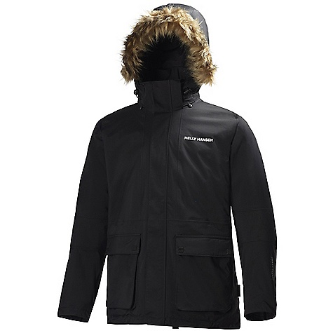 Free Shipping. Helly Hansen Men's Arctic Legacy Cotton Parka DECENT FEATURES of the Helly Hansen Men's Arctic Legacy Cotton Parka 100% Polyamide Cotton lookalike Warmcore by Primaloft The SPECS Fabric Value: 9470mm / 7220g Fabric: 100% Polyamide Weight: 1260 g This product can only be shipped within the United States. Please don't hate us. - $299.95