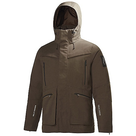 Free Shipping. Helly Hansen Men's Ask Wool Jacket DECENT FEATURES of the Helly Hansen Men's Ask Wool Jacket 2 Layer laminated wool blend Primaloft One The SPECS Fabric: 90% Polyester 10% Wool Weight: 1300g This product can only be shipped within the United States. Please don't hate us. - $699.95
