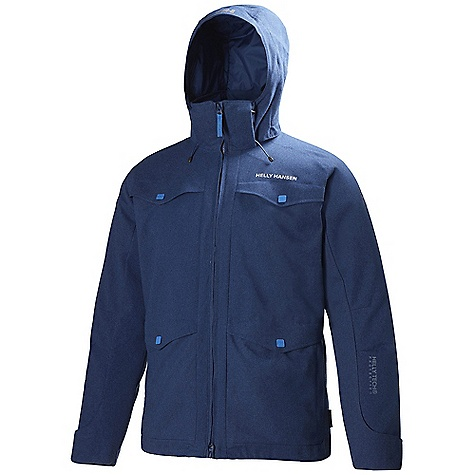 Free Shipping. Helly Hansen Men's Chill Parka DECENT FEATURES of the Helly Hansen Men's Chill Parka Wool look-alike Polyester The SPECS Fabric: 100% Polyester Weight: 1000 g This product can only be shipped within the United States. Please don't hate us. - $299.95