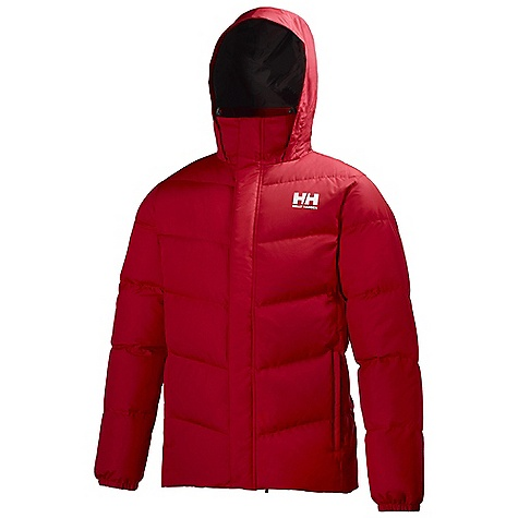 Free Shipping. Helly Hansen Men's Dubliner Down Jacket DECENT FEATURES of the Helly Hansen Men's Dubliner Down Jacket Helly Tech Protection Waterproof, windproof and breathable DWR treatment Fully seam sealed 2-Layer construction Fully insulated Allied Down 550 Fill power Exterior and interior pockets Adjustable cuffs Adjustable hood YKK zippers The SPECS Fitting: Regular Weight: 343 gram 100% Polyester This product can only be shipped within the United States. Please don't hate us. - $219.95
