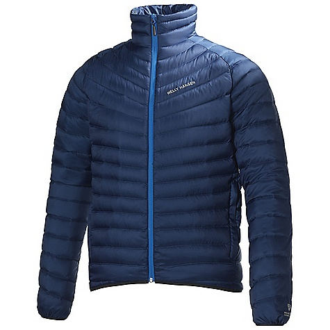 On Sale. Free Shipping. Helly Hansen Men's Verglas Down Insulator Jacket DECENT FEATURES of the Helly Hansen Men's Verglas Down Insulator Jacket Pertex microlight ripstop down fabric Allied down 85/15 European goose Fill power 700+ YKK Vislon center front zip Bottom hem adjustment Soft snowstop lycra cuffs YKK zipped hand pockets DWR Treatment Cool down insulator jacket Quality that keeps you warm and a design that stands out The SPECS Fitting: Regular Weight: 35 gram 100% Polyamide This product can only be shipped within the United States. Please don't hate us. - $141.99