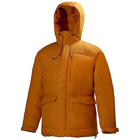 Free Shipping. Helly Hansen Men's Verglas Expedition Down Parka DECENT FEATURES of the Helly Hansen Men's Verglas Expedition Down Parka Pertex classic durable oxford nylon down fabric Allied down 85/15 European goose Fill power 700+ Box wall construction eliminates cold bridges YKK Vislon center front zip Double storm flap YKK zipped hand pockets YKK zipped chest pocket Oversized stash pockets Full time helmet compatible hood One hand hood adjustment Laminated hood brim Velcro adjustable cuffs Mitten anchor points Comes with stuffsack DWR Treatment Expedition style down jacket The SPECS Fitting: Relaxed 100% Polyamide This product can only be shipped within the United States. Please don't hate us. - $579.95
