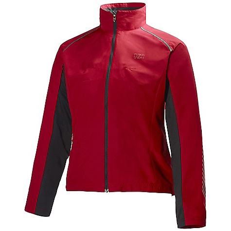 Free Shipping. Helly Hansen Women's Ice Active Jacket DECENT FEATURES of the Helly Hansen Women's Ice Active Jacket Protective shell fabric Stretch polyester for breathability and moveability The SPECS Fitting: Regular 100% Polyester This product can only be shipped within the United States. Please don't hate us. - $129.95