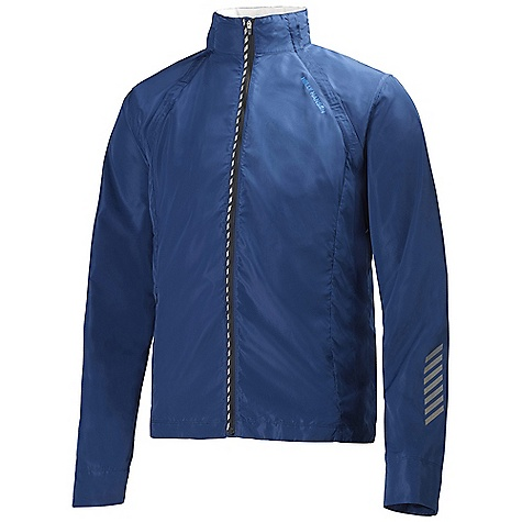 Free Shipping. Helly Hansen Men's Windfoil Jacket DECENT FEATURES of the Helly Hansen Men's Windfoil Jacket Micro fiber windproof fabric Lifa stretch shoulders Reflective trims Elastic cuffs Zip-off sleeves (bolero style) Zip pockets Athletic fit UPF 30+ The SPECS Fitting: Regular fit Weight: 290 g Fabric: 100% Polyester This product can only be shipped within the United States. Please don't hate us. - $159.95