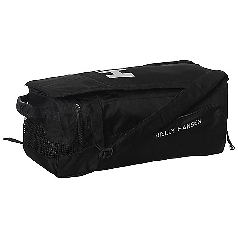 Entertainment Free Shipping. Helly Hansen Racing Bag DECENT FEATURES of the Helly Hansen Racing Bag Highly durable nylon main fabric 35 liter Adjustable backpack straps Separate dry compartment Ventilated wet compartment Zipped outside pocket Zipped inside pocket External bottle holder Music pocket The SPECS 100% Polyester This product can only be shipped within the United States. Please don't hate us. - $59.95