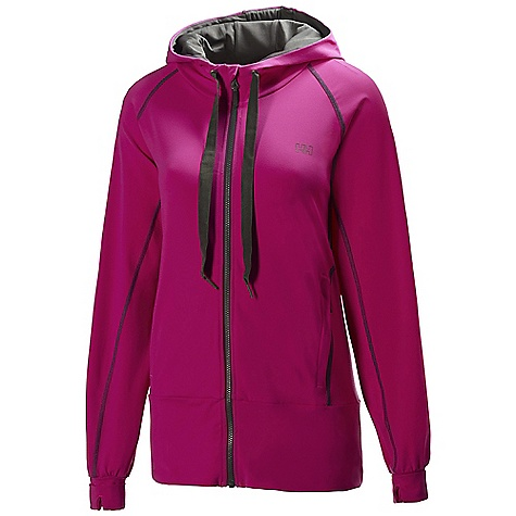 Free Shipping. Helly Hansen Women's Sheer Bliss Hoodie DECENT FEATURES of the Helly Hansen Women's Sheer Bliss Hoodie Polyamide, Spandex Knit UPF 30+ Regular fit The SPECS Weight: 590 g Fabric: 87% Polyamide 13% Spandex This product can only be shipped within the United States. Please don't hate us. - $139.95