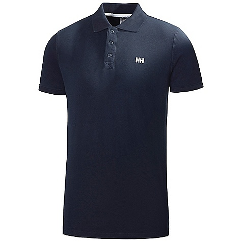 Helly Hansen Men's New Transat Polo DECENT FEATURES of the Helly Hansen Men's New Transat Polo Cotton polo Jersey Pique Three buttons Neck band HH logo on chest The SPECS Fitting: Regular 100% Cotton This product can only be shipped within the United States. Please don't hate us. - $39.95
