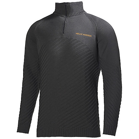 Free Shipping. Helly Hansen Men's Odin Series Knit Top DECENT FEATURES of the Helly Hansen Men's Odin Series Knit Top Schoeller clima yarn Regular fit The SPECS Fabric: 60% Wool 40% Polypropylene Weight: 400 g This product can only be shipped within the United States. Please don't hate us. - $169.95