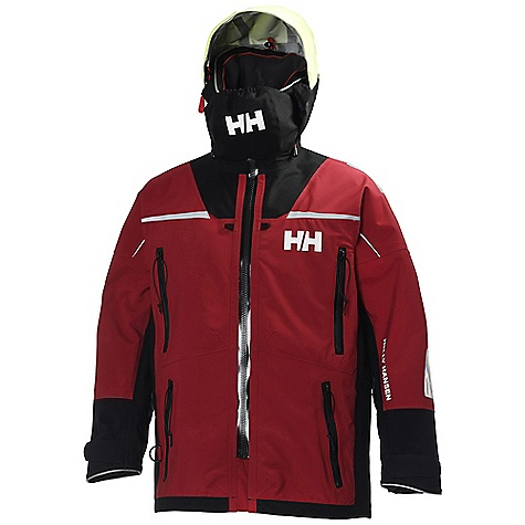 Free Shipping. Helly Hansen Men's Ocean Jacket DECENT FEATURES of the Helly Hansen Men's Ocean Jacket Helly Tech Professional 3 layer quickdry construction 3/4-length regular fit Extra high ocean collar Polartec fleece collar Fully adjustable hood EN-471 hi-vis hood fabric Stove away face visor Double storm flap Adjustable double cuffs Waist adjustment Solas reflectives Polartec handwarmer pockets Large cargo pockets Articulated arms and elbows One hand adjustable hem Hanger hook Uncompromising performance The SPECS Fitting: Regular 100% Polyamide This product can only be shipped within the United States. Please don't hate us. - $899.95
