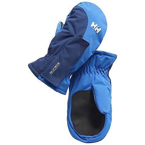 Helly Hansen Kids' Padded Mittens DECENT FEATURES of the Helly Hansen Kids' Padded Mittens PU reinforcement palm 100 gram Polartec classic micro fleece lined Insulated The SPECS Weight: 600 gram 100% Polyamide This product can only be shipped within the United States. Please don't hate us. - $29.95