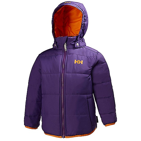 On Sale. Free Shipping. Helly Hansen Kids' Synergy Jacket DECENT FEATURES of the Helly Hansen Kids' Synergy Jacket Windproof and breathable fabric Primaloft Synergy Reversible construction Articulated arms and elbows Detachable, adjustable hood Elastic cuffs Exterior pockets YKK zippers Reflective elements The SPECES Fabric: 100% Polyester Weight: 500 g This product can only be shipped within the United States. Please don't hate us. - $48.99