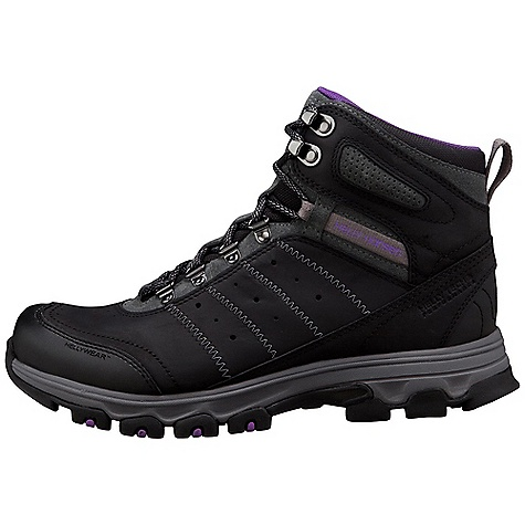 Camp and Hike Free Shipping. Helly Hansen Women's Rapide Leather Mid HTXP Boot The SPECS Upper: Leather, Outsole: Rubber This product can only be shipped within the United States. Please don't hate us. - $129.95